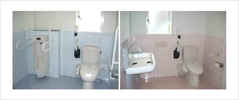 いまむら整形外科のトイレ