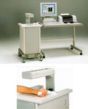 いまむら整形外科のレントゲン室2